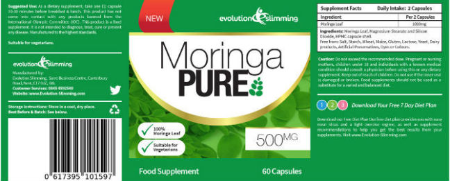 Where to Buy Moringa Capsules in Cote Divoire